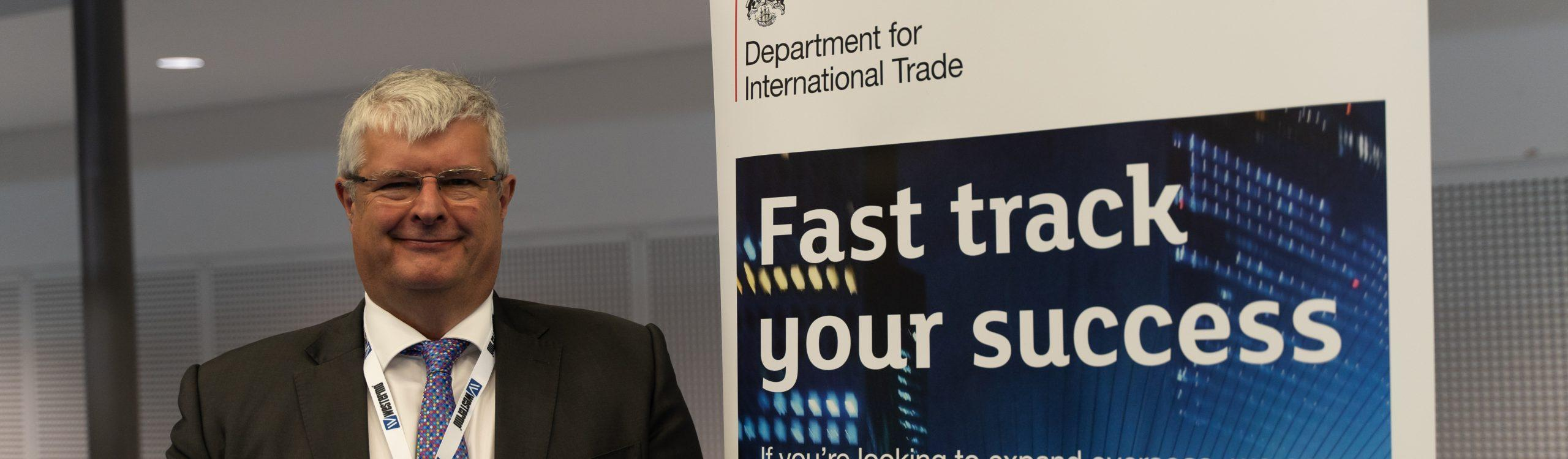 Department for International Trade Services at RSN 2020